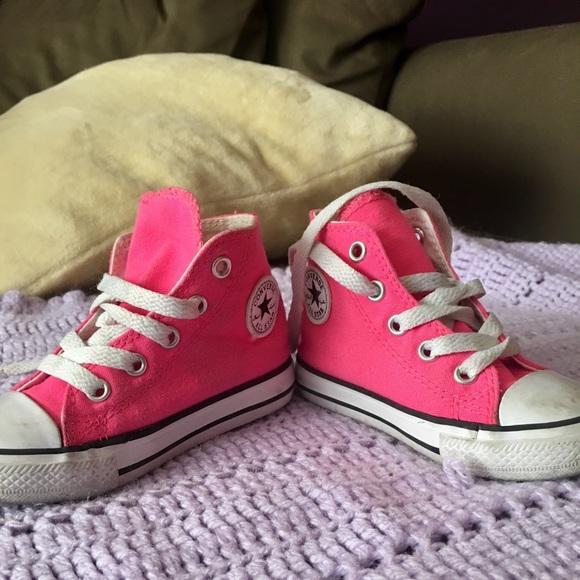 Converse Shoes | Toddler Girls Hot Pink
